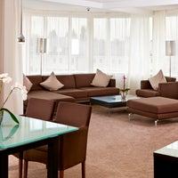 Photo taken at Fleming's Hotel München-Schwabing by Fleming's Hotel München-Schwabing on 8/23/2013