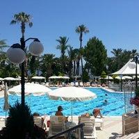 Photo taken at Hotel Aqua by Huseyin Y. on 6/21/2013