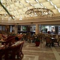 Photo taken at Hotel Aqua by Huseyin Y. on 9/2/2013