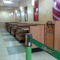 Photo taken at Subway by Fabio S. on 11/21/2013