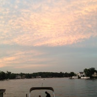 Photo taken at Lake Orion by Sonya J. on 7/4/2013
