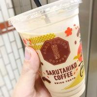 Photo prise au Sarutahiko Coffee & TiKiTaKa Ice Cream par Eri_tsin le8/18/2018