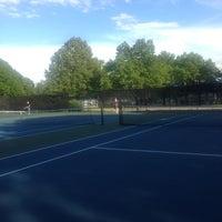 Photo taken at McKinley Tennis by Maram on 6/17/2013