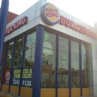 Foto tomada en Burger King por Fernando G. el 5/21/2013