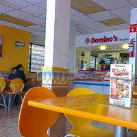 Photo taken at Domino's Pizza by Carlos B. on 7/4/2013
