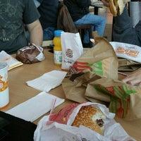 Photo taken at Burger King by Dennis S. on 12/19/2015