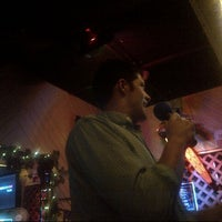 Photo taken at The Grapevine Karaoke Night by Cari S. on 6/21/2013