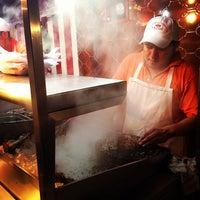 """Photo taken at Tacos """"El guero"""" de Santa Fe by Jose C. on 10/3/2013"""