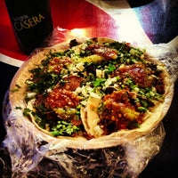 """Photo taken at Tacos """"El guero"""" de Santa Fe by Jose C. on 8/15/2013"""