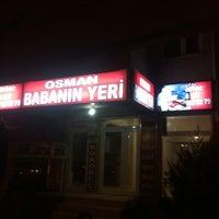 Photo taken at Kokoreççi Osman Baba(Meşhur Yenibağlar Kokoreççisi) by Hakanyenen on 9/6/2015