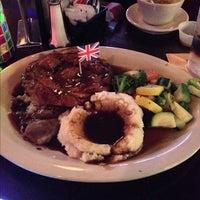 Photo taken at Big Ben British Pub & Restaurant by Cody B. on 12/24/2012