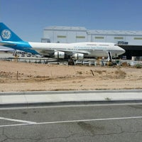 Photo taken at Southern California Logistics Airport (VCV) by edward l. on 6/5/2016
