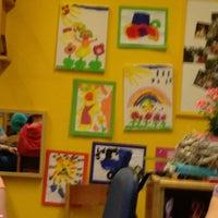 Photo taken at Evangelischer Kindergarten Reichenbach by Gülaskim C. on 6/12/2013
