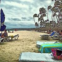 Photo taken at Playa Los Corales by Joel C. on 5/17/2013