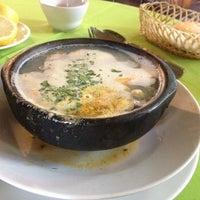 Photo taken at Restaurant Las Conchitas by djdabbo on 11/1/2013