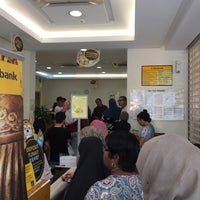 Photo taken at Maybank Section 5 by Mil's C. on 12/17/2016