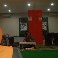 Photo taken at BNI Syariah by Nida F. on 4/8/2013
