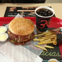 Photo taken at Hamburguesas El Corral by Andres D. on 7/5/2013