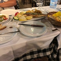 Photo taken at Napoleon Restaurant by Trajce K. on 8/21/2018
