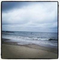 Photo taken at Buckroe Beach by Wayne T. on 2/16/2013