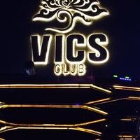 Photo taken at VICS CLUB by Nelia K. on 4/12/2015
