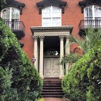 Photo taken at Mercer Williams House by Joseph V. on 9/29/2013