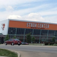 Photo taken at Stroh Center by Joseph V. on 5/25/2013