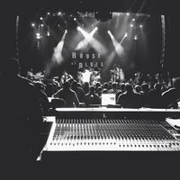 Photo taken at House Of Blues by Nathan K. on 12/29/2012