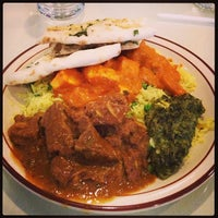 Photo taken at India Palace Restaurant by vito m. on 5/14/2013