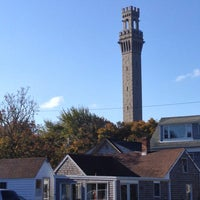 Photo taken at Pilgrim Monument by vito m. on 10/18/2013