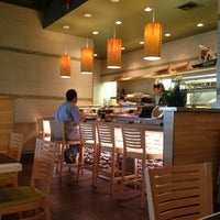 Photo taken at Sushi Maki Kendall by MaGgie S. on 7/17/2013