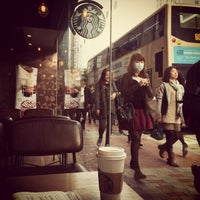Photo taken at Starbucks 星巴克 by Keith C. on 3/19/2015