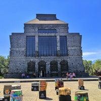 Foto tomada en Museo Diego Rivera-Anahuacalli por El Yises el 10/21/2012