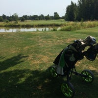 Photo taken at Heron Lakes Golf Course by Carrie S. on 8/2/2014
