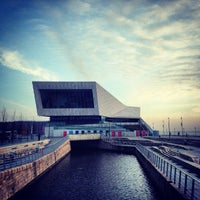 Photo taken at Museum of Liverpool by Mr. M. on 2/18/2013