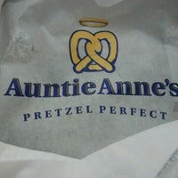 Photo taken at auntie anne's jusco kinta city by Suhaila S. on 1/12/2013
