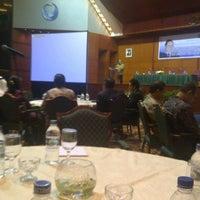 Photo taken at Hotel Bidakara Jakarta by Bayu P. on 12/28/2012