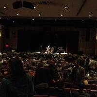 Photo taken at Kiva Auditorium by Hooman on 11/7/2012