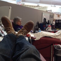Photo taken at United Blood Services by Hooman on 12/19/2013