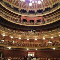 6/7/2013 tarihinde Hoomanziyaretçi tarafından Teatro Juárez'de çekilen fotoğraf