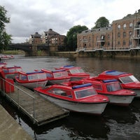 Photo taken at YorkBoat - Red Boats by Andrew W. on 8/17/2018