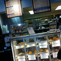 Photo taken at Roland Park Bagel Co. by Kate A. on 12/19/2012