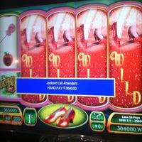 Photo taken at Bucky's Casino by Ashley F. on 9/15/2013