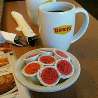 Photo taken at Denny's by Alexa A. on 3/27/2016