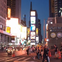 Photo Taken At Times Square Lighting By Giovani L On 5 12 2017