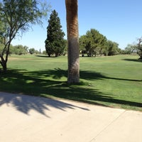 Photo taken at El Rio Golf Course by Anita H. on 5/29/2013