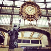 Photo taken at Orsay Museum by Cionco B. on 6/15/2013
