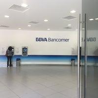 Photo taken at BBVA Bancomer by Olmo on 10/12/2016