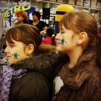 Photo taken at METRO by Vyacheslav V. S. on 11/17/2013