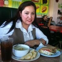 Photo taken at Super Sandwiches by Erika V. on 6/8/2013